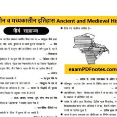 Ancient Indian history pdf - History of medieval india