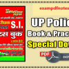 UP SI previous year paper in Hindi free download pdf